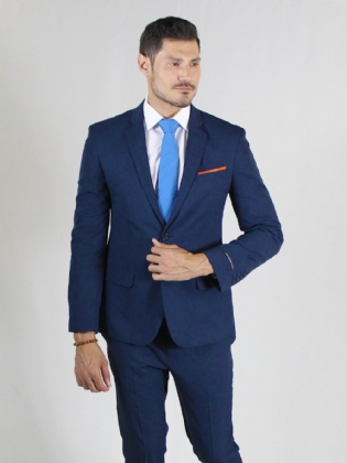 TERNO MICROFIBRA SLIM FIT